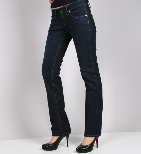 G-Star Damen Straight Jeans Midge