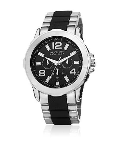 August Steiner Reloj de cuarzo Man AS8114TTB 44 mm