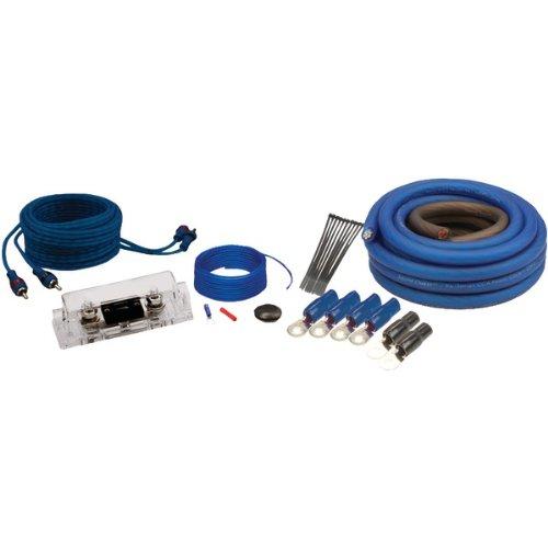 Jaybrake Sqk0 Soundquest Sqk0 Soundquest(Tm) Copper-Clad Aluminum Amplifier Wiring Kit (1/0 Gauge)