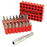Performance Tool W1384 33 Piece Security Bit Set