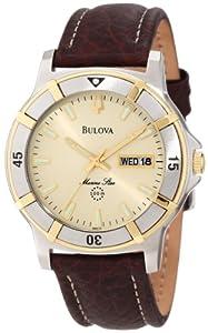 (超值)宝路华Bulova 98C71 Marine Star 海军陆战队之星 男士手表$96