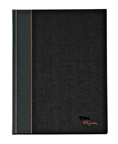 41hbtz%2BpYQL. SL500  TOPS Royale Business Casebound Notebook, College Rule, 8 x 10.5 Inches, Grey, 96 Sheets (25231)