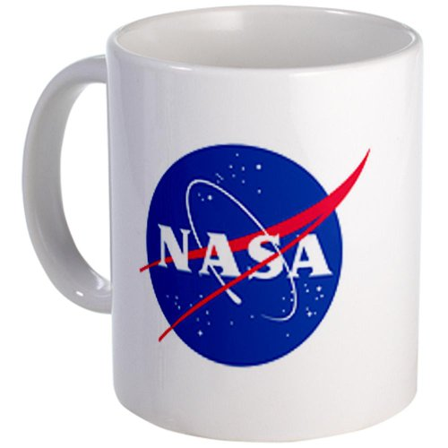 Cafepress Nasa Mug - Standard Multi-Color