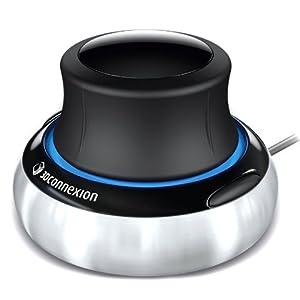 3Dconnexion 3DX-700028 SpaceNavigator 3D Mouse by 3Dconnexion