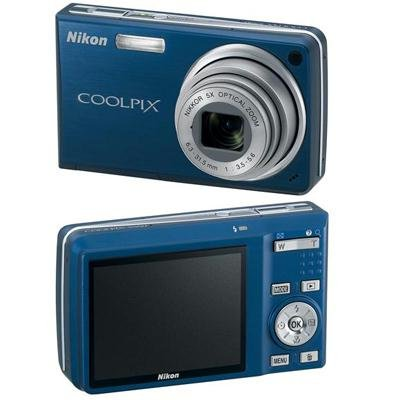 Nikon Coolpix S550 is one of the Best Digital Cameras for Photos of Children or Pets Under $250