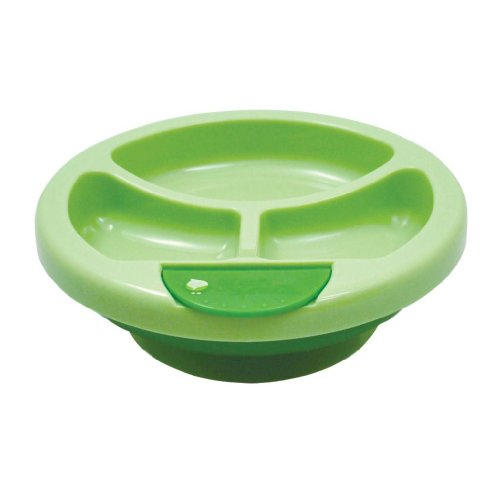 Baby / Child Green Sprouts New BPA PVC And Phthalate Free Safe Non-Slip Suction On Bottom Warming Plate Infant