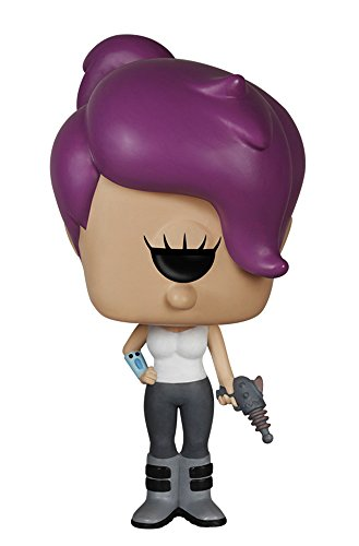 Funko POP TV: Futurama - Leela Action Figure (Futurama Fry Toy compare prices)