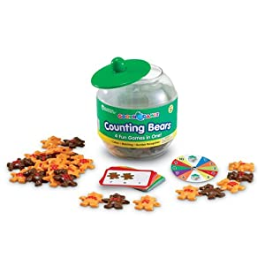 Goodie Games - Counting Bears