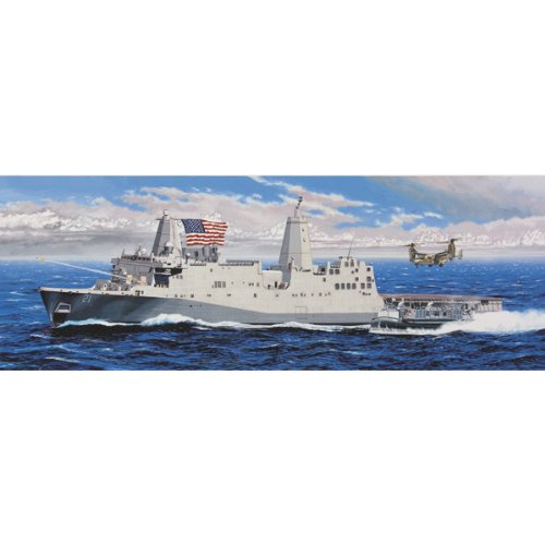 Gallery Models USS New York LPD-21 Boat Model Kit (New York Model compare prices)