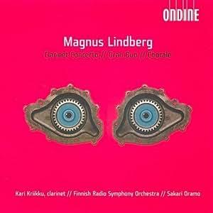 Clarinet Concerto / Gran Duo / Chorale