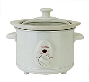 Tayama 1.5 Liter Slow Cooker