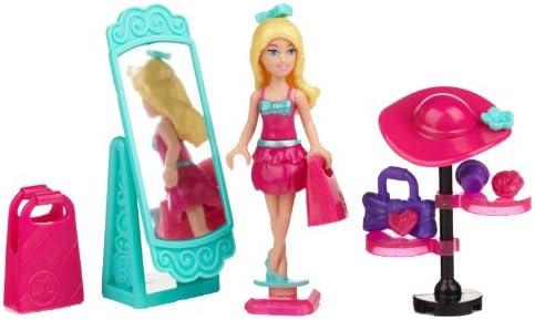 Mega Bloks Barbie Shop 'n Style