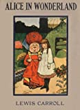 Alice's Adventures In Wonderland - Audio Book On CD Package Includes A Print Edition