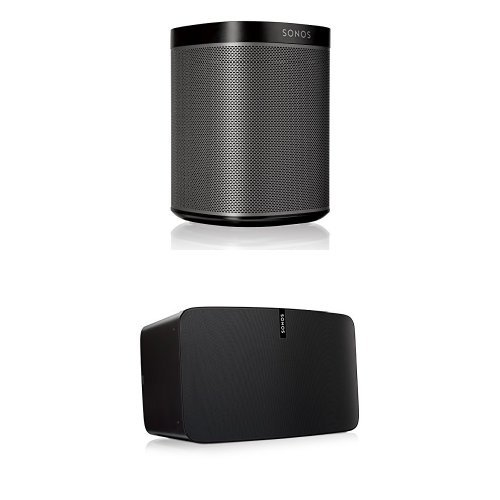 sonos-play1-compact-wireless-smart-speaker-for-streaming-music-black-with-sonos-play5-wireless-speak