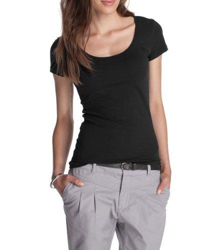 ESPRIT Women's Round Neck Short-Sleeved T-Shirt
