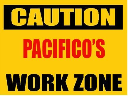 caution-pacifico-work-zone-computer-desk-mousepad-decorative