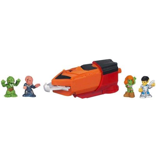 Star Trek Fighter Pods Blade Blaster Attack Pods Launcher - 1