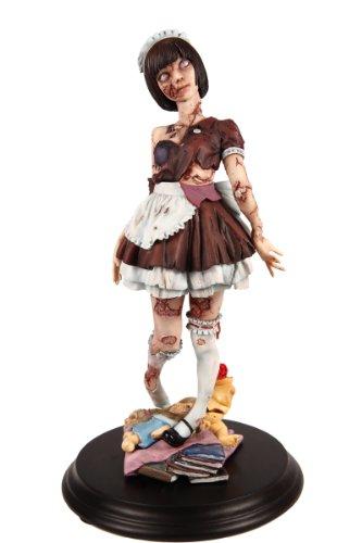 Kaitendoh Horror Figuer Series Zombie Girl (1/8スケール ポリストーン塗装済完成品)