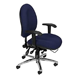 OFM, Inc. Comfy Seat XL Fabric Task Chair