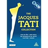 The Jacques Tati Collection - Jour de f�te (1949)/ Les Vacances de M. Hulot (1953)/ Mon Oncle (1958)/ Playtime (1967)/ Parade (1974) [DVD] [2009)by Jacques Tati