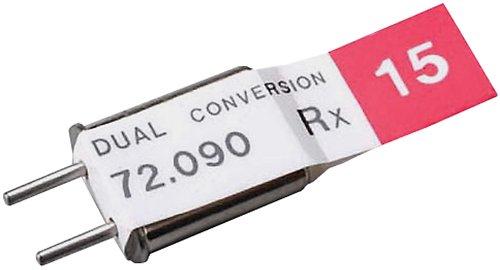 Futaba FM Dual 72MHz Low Rx Crystal - 1
