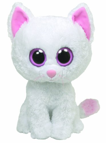 Ty Stuffed Cat