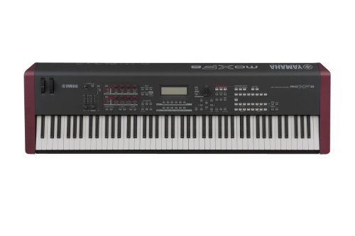 Lowest Prices! Yamaha MOXF8 Music Production Workstation