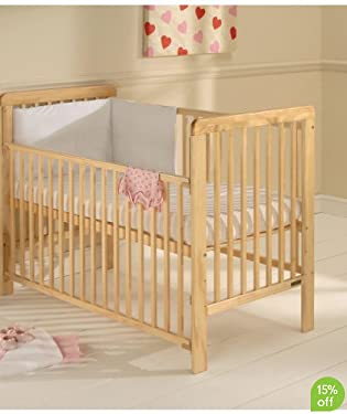 East Coast Nursery Barton Cot - Natural