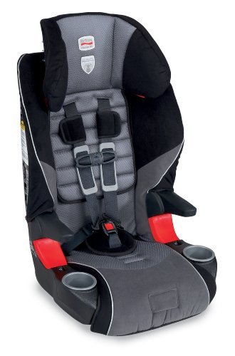Britax Frontier 85 Combination Booster Car Seat, 