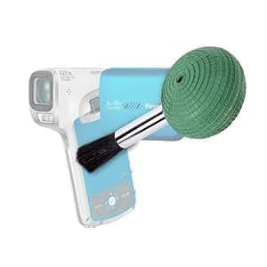 Camcorder Blower Brush Pen For Panasonic HX-WA10, HX-DC1, HDC-SD80, HDC-SD90EB-K, SD60, SDR-S70