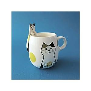DECOLE HAPPY cat day ねこの実マグ れもん ZHD-87750