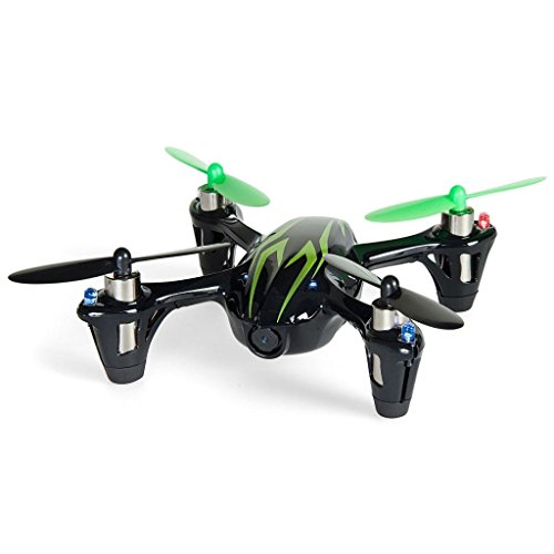 Hubsan X4 (H107C) 4 Channel 2.4GHz RC Quad Copter with...