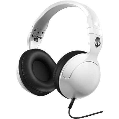 Skullcandy Hesh 2.0 Standard Stereo Wired Headphone - White / One Size