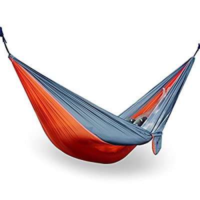 Unigear Camping Hammock ,Mat Swing Cradle Portable Outdoor Travel Camp Multifunctional Durable Stronger