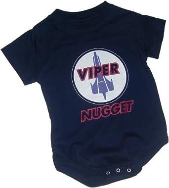 Viper Nugget Onesie Battlestar Galactica