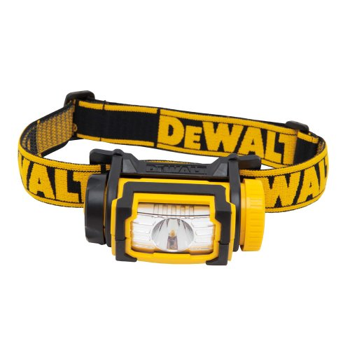 Dewalt Dwht70440 Jobsite Touch Headlamp