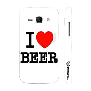 Samsung Ace 3 NO FEAR BEER designer mobile hard shell case by Enthopia