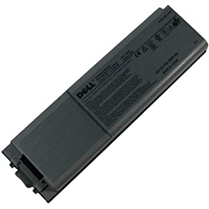 Genuine Dell 9-Cell Lithium-Ion Rechargeable 11.1 V 7050mAH Battery for Compatible Models