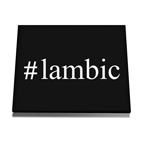 teeburon-lambic-hashtag-lienzo-de-pared-12-x-8-inch