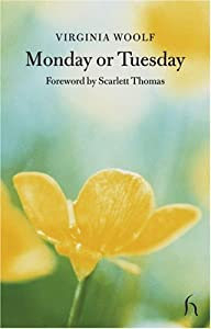 Cover of &quot;Monday or Tuesday (Hesperus Cla...