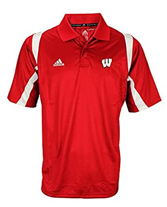 Wisconsin Badgers Ncaa Men 39 S Polo Shirt Red