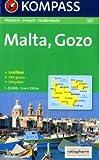 Kompass Karten, Malta (Aqua3 Kompass)
