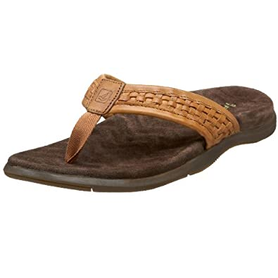1706e5e7a221 Sperry Top-Sider Men s Largo Thong Woven Sandal ~ Sperry Shoes