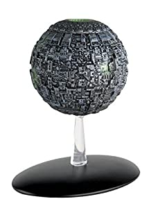 Star Trek Starships Figurine Collection Magazine #10 Borg Sphere
