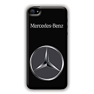 Mercedes benz grey logo iphone 4 4s case for Mercedes benz accessories amazon