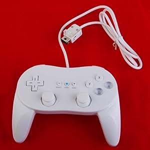 New Classic Pro Controller For Nintendo Wii/WiiU White
