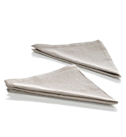 2 Hemstitch Napkins