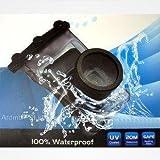 Underwater, Waterproof, Rain Snow Sand Dust Proof Case for Canon PowerShot G5, G7, G9, G10, G11, SX100IS, SX200IS, SX120IS, SX210IS, SX110IS, S90
