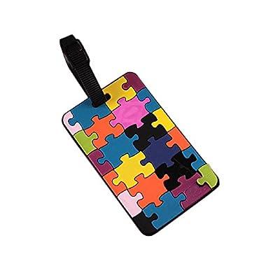 Malloom® Portable Secure Travel Suitcase ID Luggage Handbag Large Tag Label