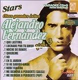 echange, troc Karaoke - Latin Stars Karaoke: Alejandro Fernandez